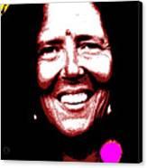 Ma Jaya Sati Bhagavati 4 Canvas Print by Eikoni Images