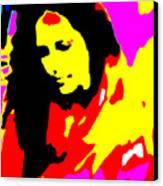 Ma Jaya Sati Bhagavati 5 Canvas Print by Eikoni Images