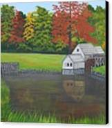 Mabry Grist Mill  Canvas Print