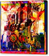 Machine Age-1 Canvas Print by Gary Grayson