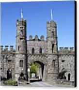 Macroom Castle Ireland Canvas Print