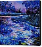Magic Pond Canvas Print by Pol Ledent
