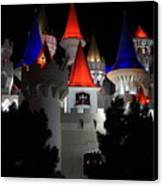 Magical Vegas Nights Canvas Print