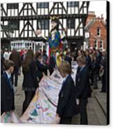 Magna Carta 2015 Canvas Print by Joanna Madloch