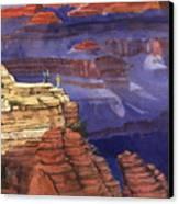 Majesty Canvas Print by Elizabeth Carr
