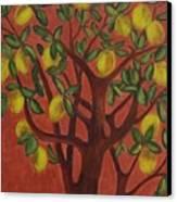 Make Lemon Aid Canvas Print