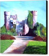 Malahide Castle Canvas Print