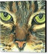 Malika Canvas Print