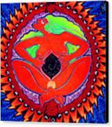 Mama Cosmos Canvas Print