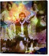 Manawa Poe Kaahele Canvas Print