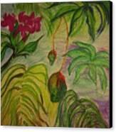 Mangoes Canvas Print by Lee Krbavac