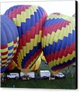Many Balloons Canvas Print