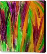 Mardi Gras Canvas Print