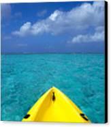 Mariana Islands, Saipan Canvas Print by Greg Vaughn - Printscapes