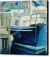 Marina No1 Canvas Print