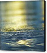 Marine Blues Canvas Print