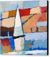 Maritime Canvas Print by Lutz Baar