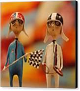 Martini Racing Canvas Print