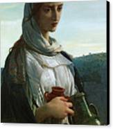 Mary Madgalen Canvas Print