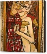 Marzipan Canvas Print by Samuel Miller