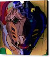Mask 17 Canvas Print