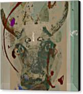 Mask 21 Canvas Print