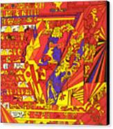 Max Games Canvas Print
