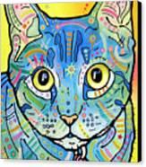 Maya Vintage Canvas Print by Dean Russo