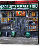 Mcsorley's  In Color Canvas Print
