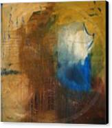 Me - Abstract Colors Canvas Print