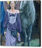 Medieval Fantasy Canvas Print