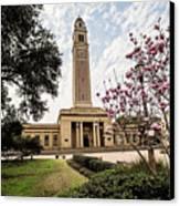 Memorial Tower Canvas Print