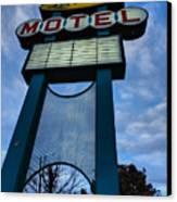 Memphis - Lorraine Motel 001 Canvas Print by Lance Vaughn