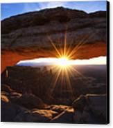Mesa Sunrise Canvas Print
