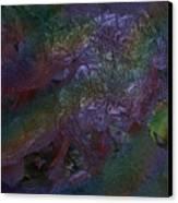 Metallic Color Canvas Print