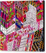 Metropoloitan Morning Canvas Print