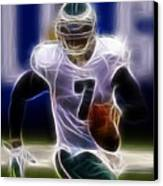 Michael Vick - Philadelphia Eagles Quarterback Canvas Print
