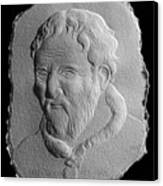 Michelangelo Canvas Print by Suhas Tavkar