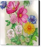 Midsummer Day Dream Canvas Print