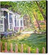 Midtown  4 Canvas Print