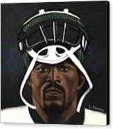 Mike Vick Canvas Print