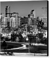 Mile High Skyline Canvas Print by Kevin Munro