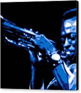 Miles Davis Canvas Print by DB Artist