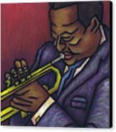 Miles Davis Canvas Print by Kamil Swiatek