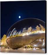 Millennium Park - Chicago Il Canvas Print