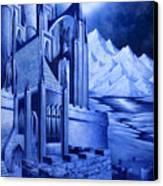 Minas Tirith Canvas Print