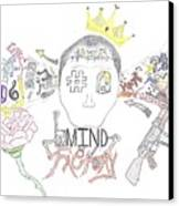 Mind Factory Canvas Print