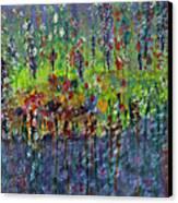 Mirage Painting Canvas Print