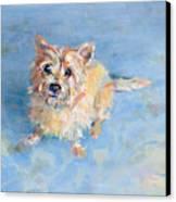 Miri's Memory Canvas Print by Kimberly Santini