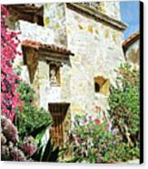 Mission Carmel Bell Tower Canvas Print